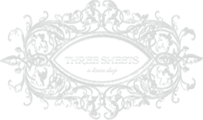 Three Sheets - A linen shop.